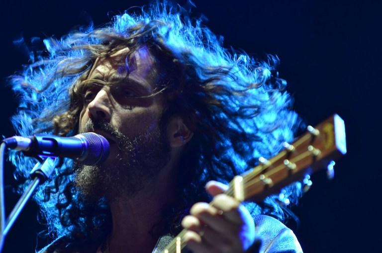 De akoestische melancholie van Chris Cornell