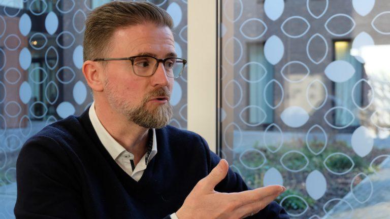 Econoom Erik Vanleeuw: 'Wat is de gemeenschappelijke grond waarop we staan? Die vraag stel ik mij voortdurend.'