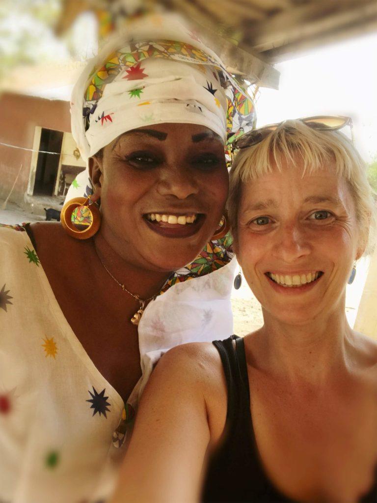 Inse Van Rossom maakt meisjes en vrouwen in Senegal sterker