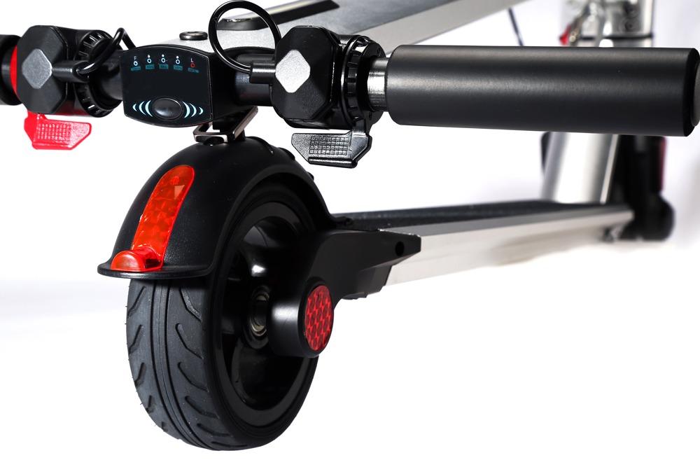 Электросамокат Iconbit Kick Scooter TT фото3