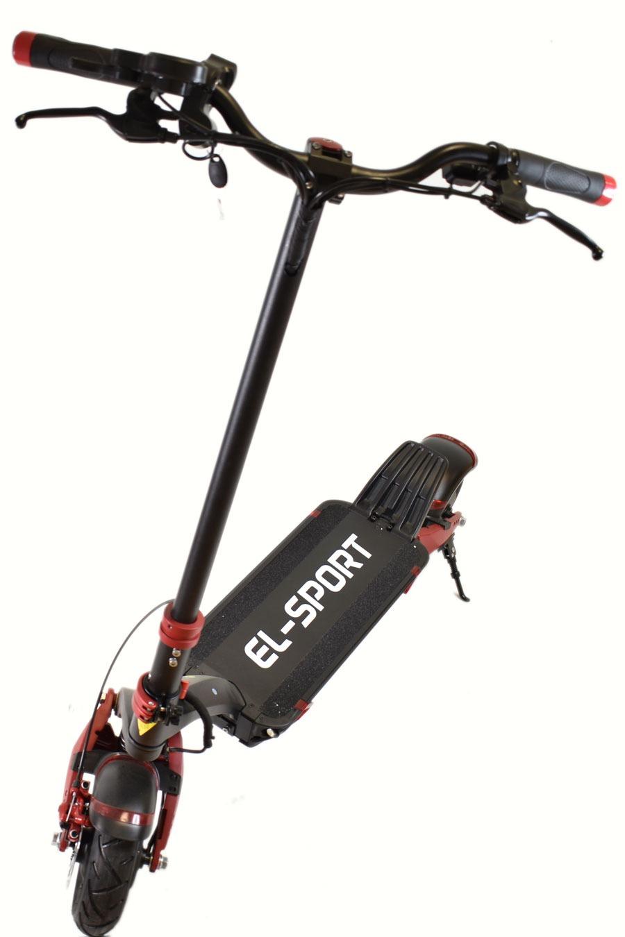Электросамокат El-Sport T10-DDM фото8