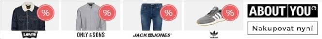 AboutYou - oblečení prodej