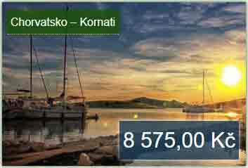 Dovolená v Chorvatsku na jachtě