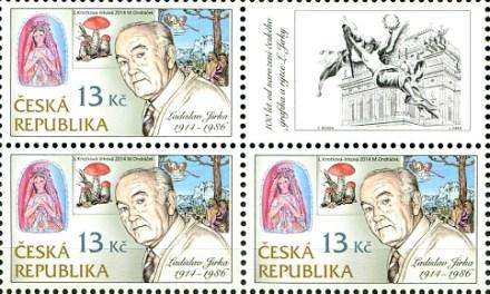 Česká republika – leden 2014