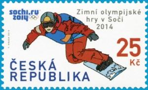 Olympiáda Sočí - snowboard