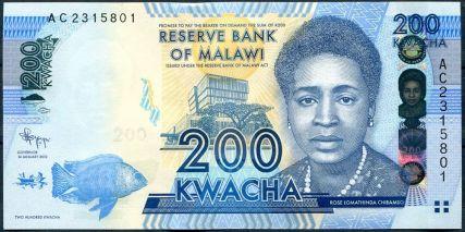 200 kwach