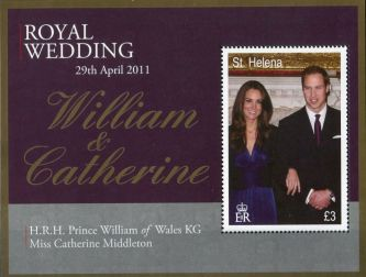Princ William a Catherine Middleton