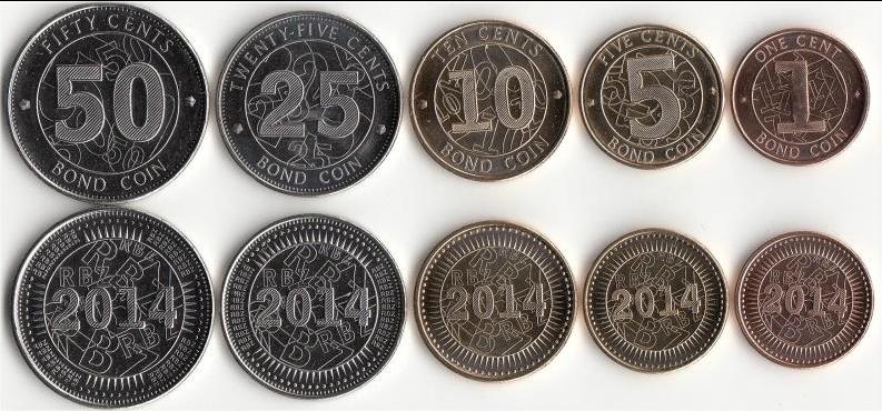 Zimbabwe bude tisknout vlastní verzi amerického dolaru