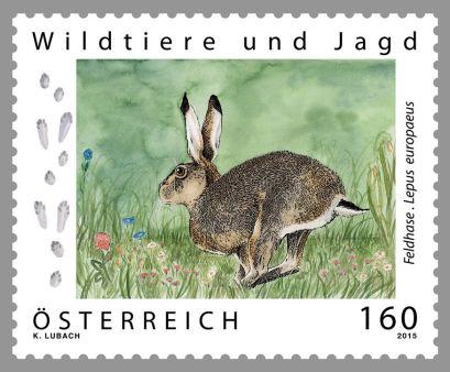 Námětová filatelie - Rakouská příroda a lov