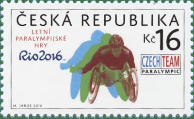 Letní paralympijské hry Rio de Janeiro 2016