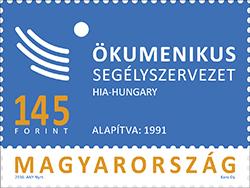 Nové maďarské známky