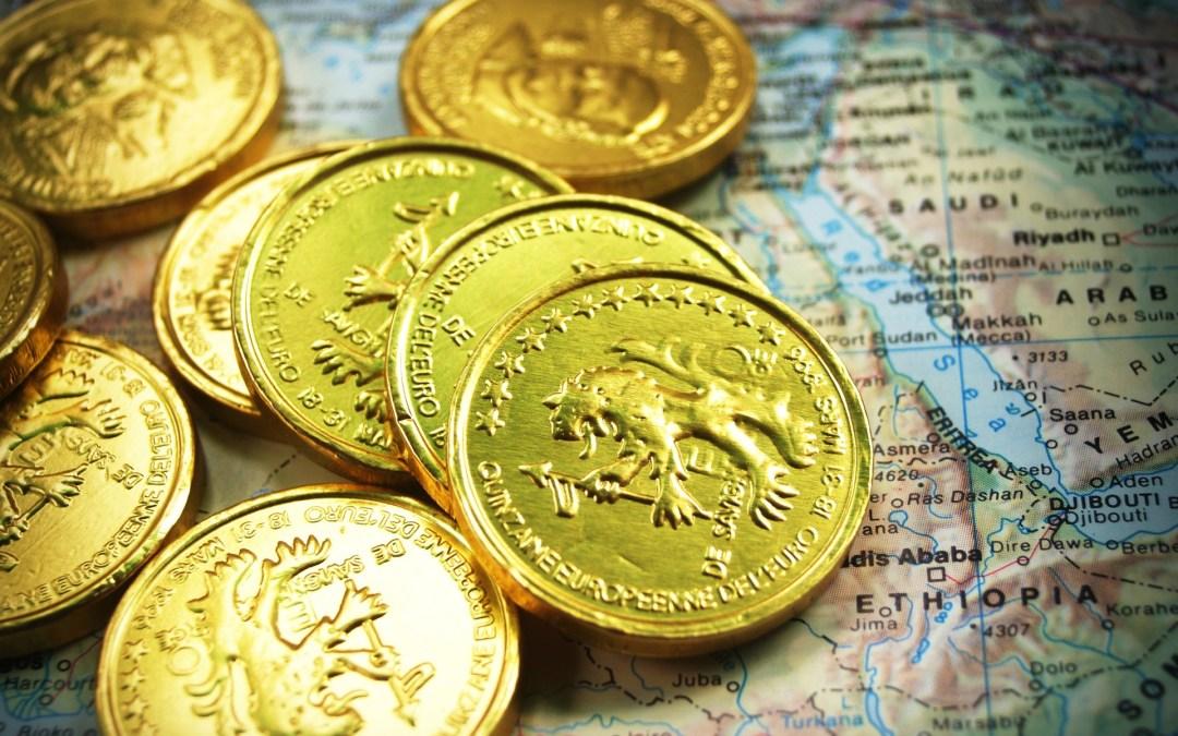 Původ názvů měn