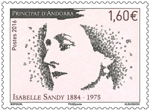 Nové andorrské známky