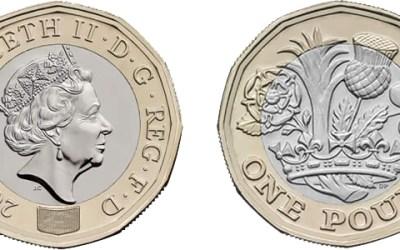 Nová britská libra: nejbezpečnější mince na světě