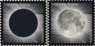 Unikátní známky USA