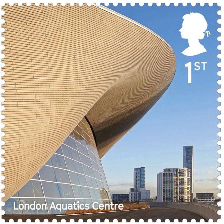Londýnské centrum plaveckých sportů