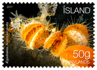 Nové islandské známky