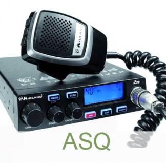 Midland 278 ASQ - Рация Си-Би (CB) 27 МГц автомобильная