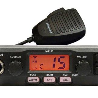 MegaJet MJ-150 - Рация Си-Би (CB) 27 МГц автомобильная