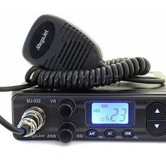 MegaJet MJ-333N - Рация Си-Би (CB) 27 МГц автомобильная