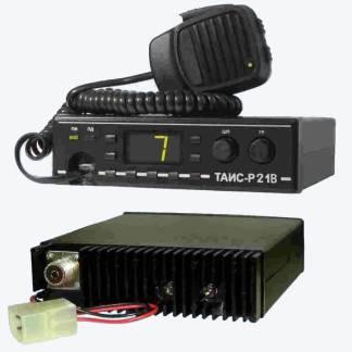 ТАИС Р-21В 64 (Россия) - Рация Low Band LB 38-50 МГц автомобильная