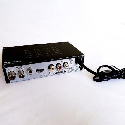 MDI DBR-901 HD DVB-T2 Байкал-989 (BAIKAL HD 989).