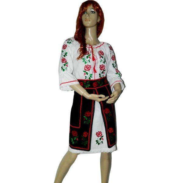 rochie cu sort