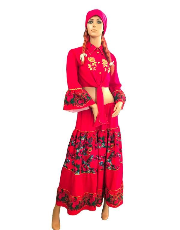 romi haine traditionale