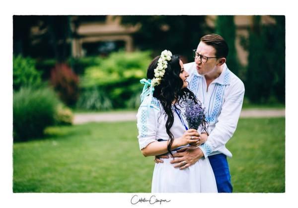 nunta in ie in natura