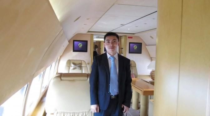 Shi Zhiwei, General Manager Hainan Airlines