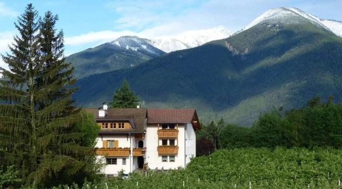 CTOUR on Tour:  Südtirol – Obstwiesen, Kräutergärten und der Buschenschank