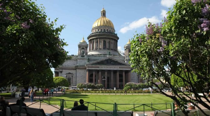 CTOUR on Tour: Sankt Petersburg und Weliki Nowgorod