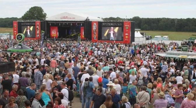 CTOUR vor Ort: radioB2-Schlagerfest in Hoppegarten