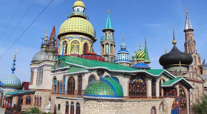 CTOUR on Tour: Friedliche Vielfalt der Religionen