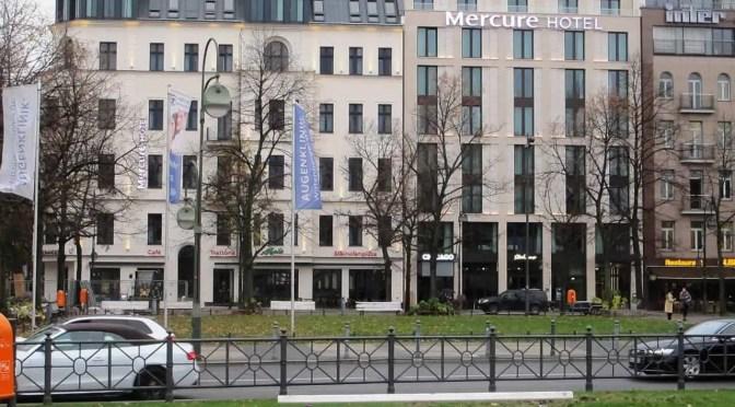 CTOUR-Hotelstammtisch: Ein Wohnzimmer am Wittenbergplatz