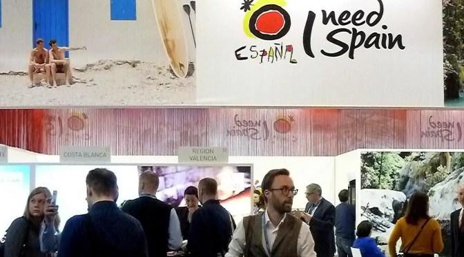CTOUR auf der ITB 2017: Spanien-Tourismus energiegeladen