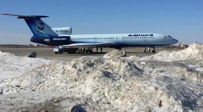ctour on tour: Von Diamanten, Sibirien und alten Flugzeugen