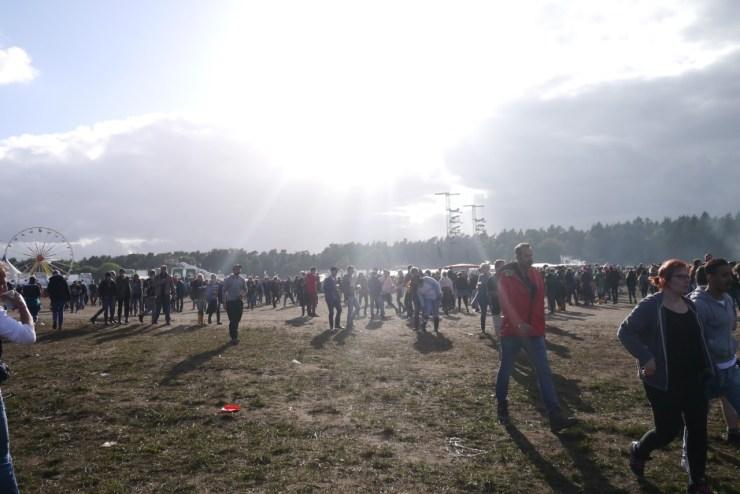Sonne, Publikum, Hurricane Festival 2018, Riesenrad
