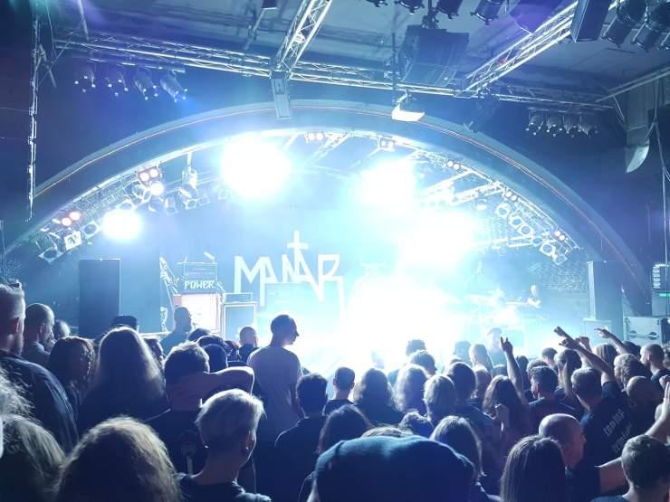 Markantes Bild: Die Markthalle gehört in Hamburg zu den Kultclubs (Foto: Marius Soyke)