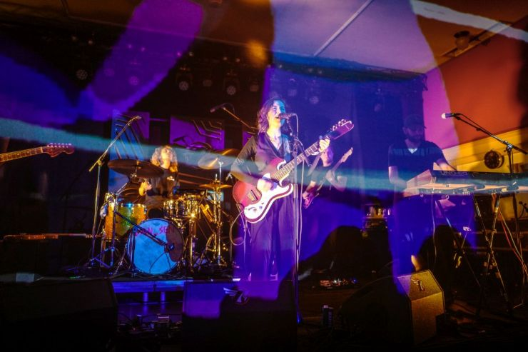 Someone live auf dem Eurosonic Noorderslag 2019 (Foto: Danilo Rößger)