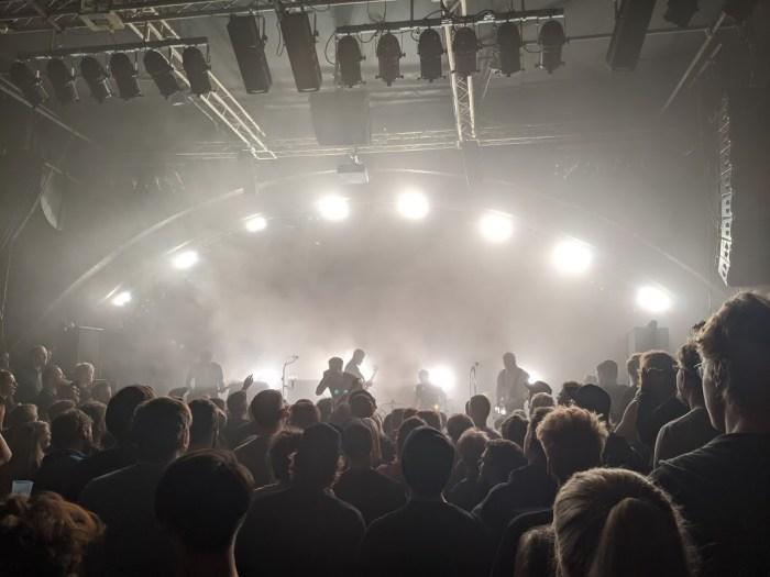 Konzert Turbostaat Hamburg Markthalle