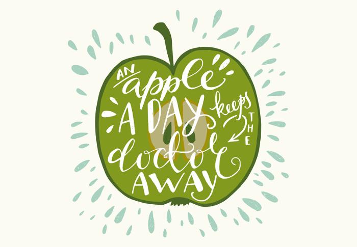 An apple a day - Magazin Freshbox