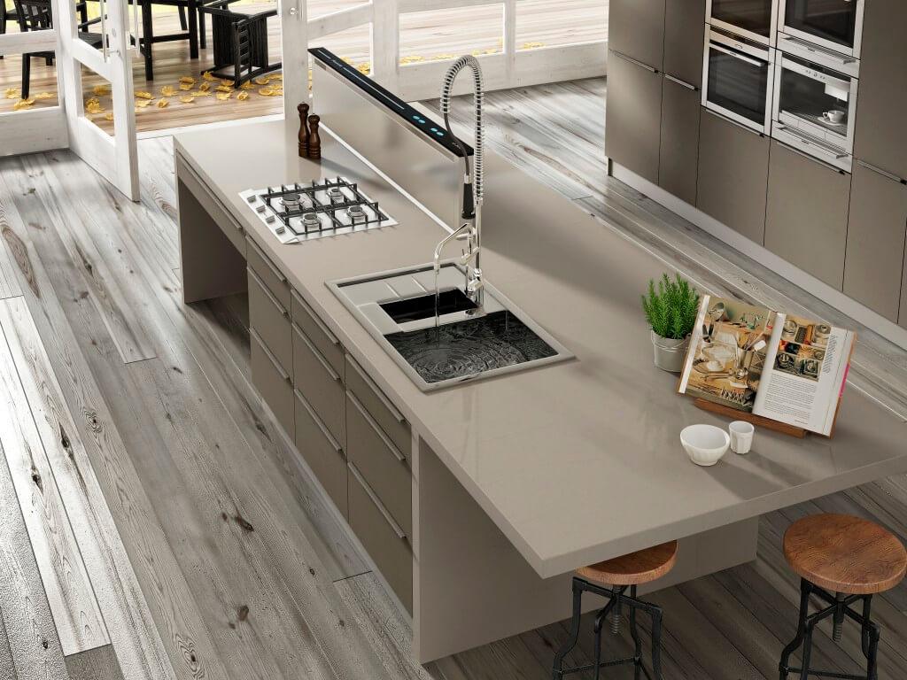 Arbeitsplatten Vergleich Was Ist Besser Dekton Granit Oder Silestone Kuchenfinder