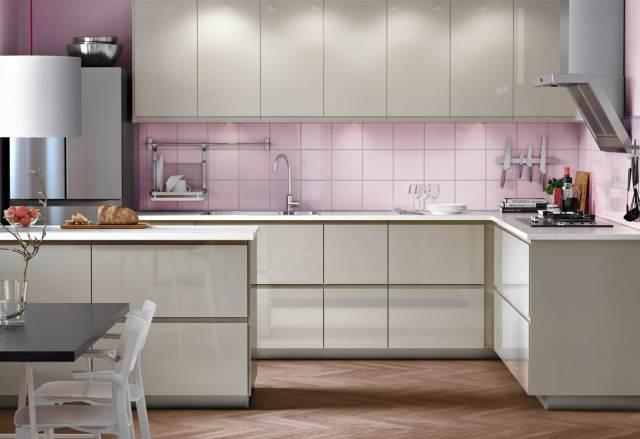 Hochglanzküchen von Ikea: Die schönsten Modelle, Bilder und Ideen für die  Küchenplanung - Küchenfinder