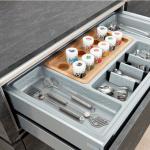 Gewurzeinsatze Bringen Ordnung In Die Kuche Schubladen Einfach Organisieren Kuchenfinder
