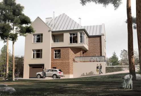 House in Solovevka 1