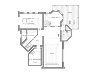 House in Solovevka 8