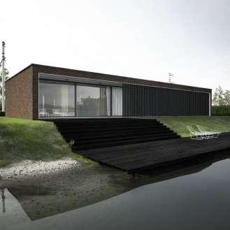 Long House 1