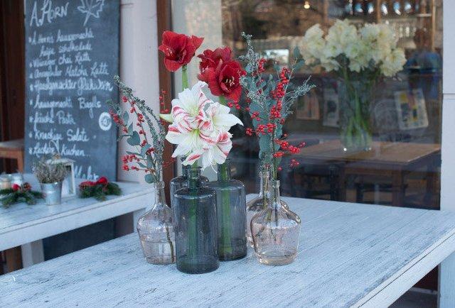 Blumen im Winter: Tipps zur Pflege und DIY-Ideen