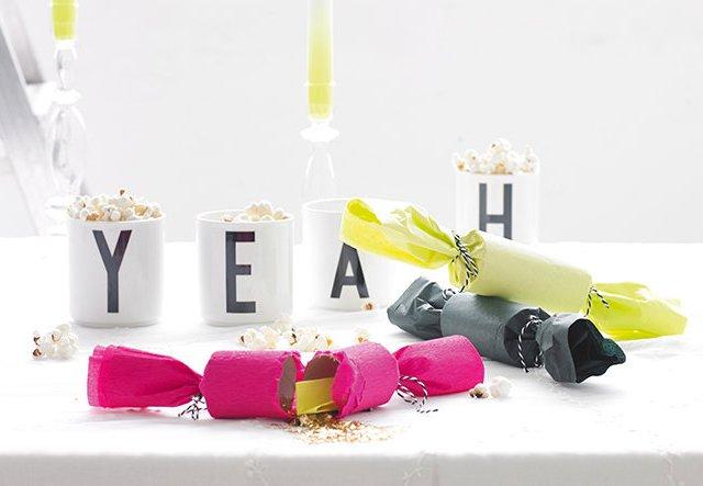 Hochzeitsknaller: Party-Bonbons selber machen!